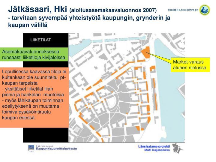 Jätkäsaari, Hki