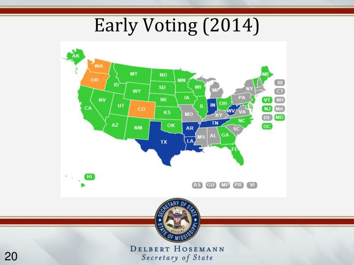 Early Voting (2014)