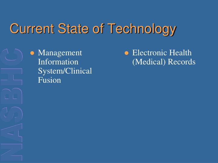 Management Information System/Clinical Fusion