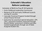 colorado s education reform landscape1