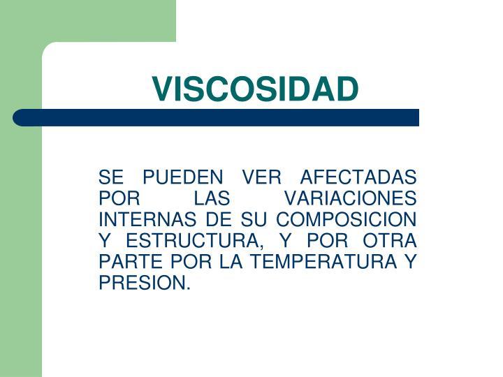 VISCOSIDAD
