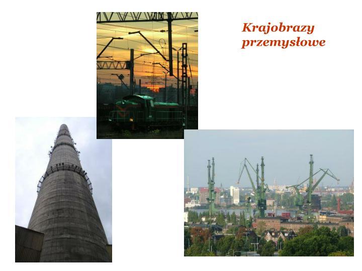 Krajobrazy przemysowe
