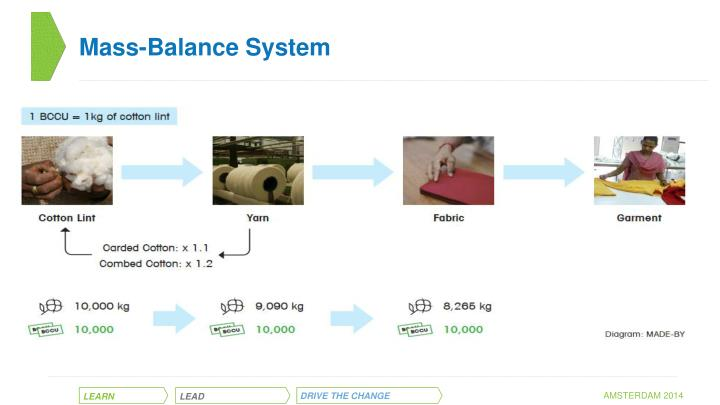 Mass-Balance System