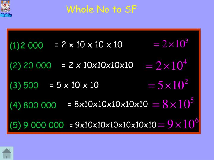 Whole No to SF
