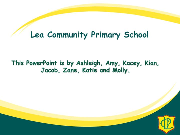 Lea Community Primary School