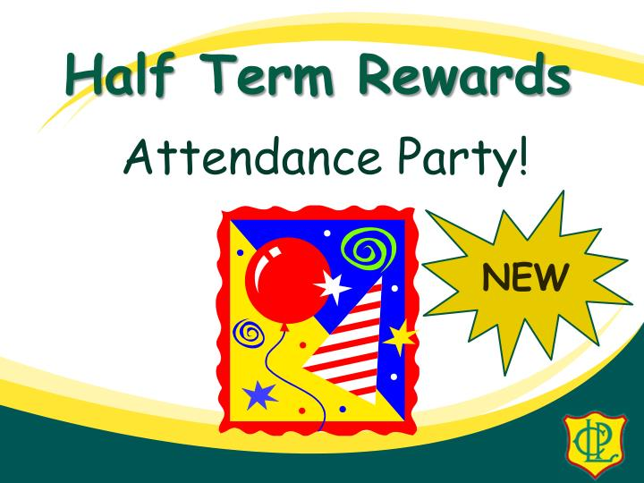 Attendance Party!