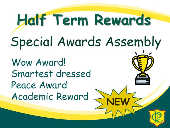 Special Awards Assembly