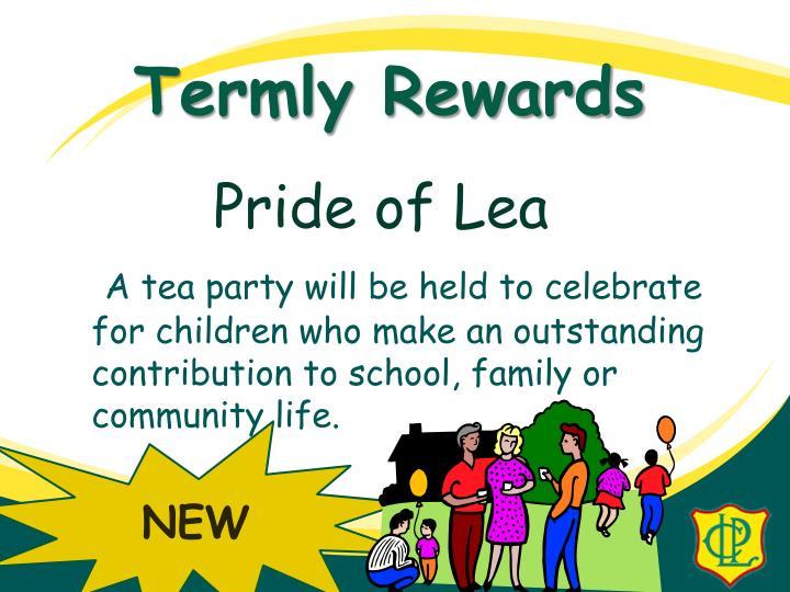 Pride of Lea