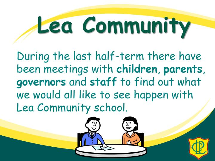 During the last half-term there have been meetings with
