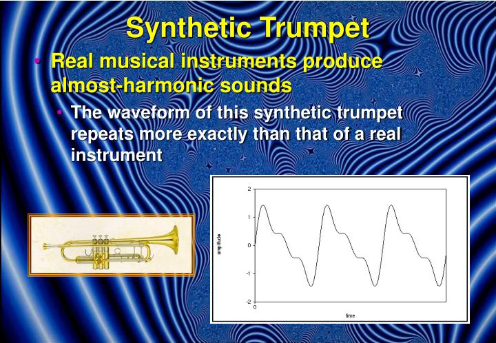 Synthetic Trumpet