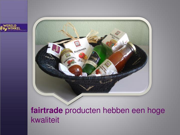 fairtrade