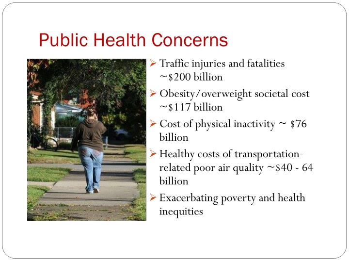 Public Health Concerns
