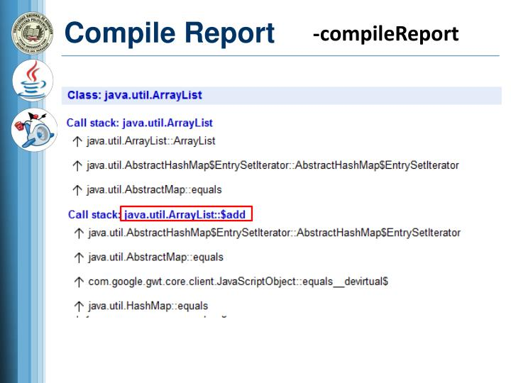 Compile Report