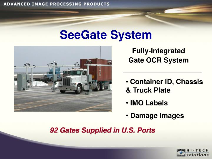 SeeGate System
