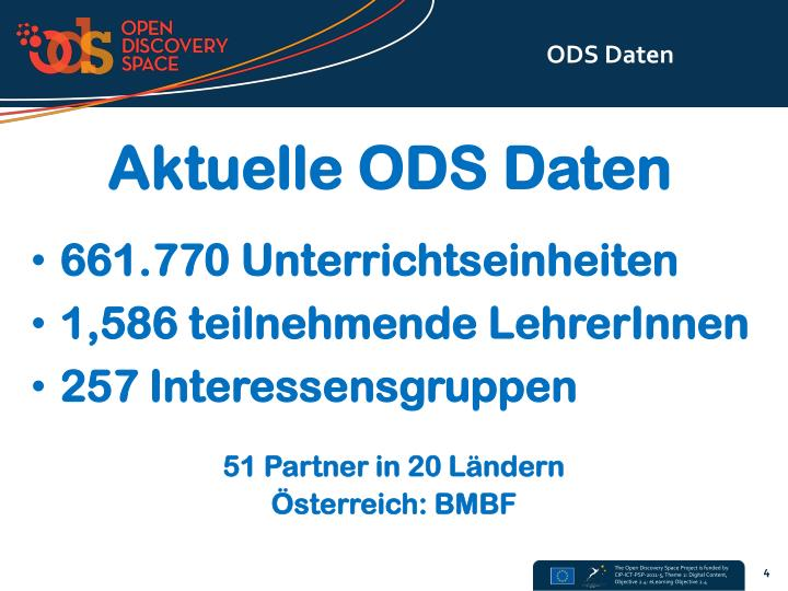 ODS Daten