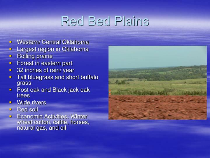 Red Bed Plains