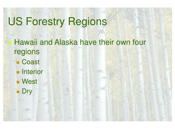 Us forestry regions1