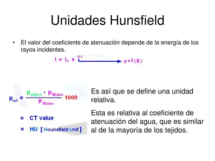 Unidades Hunsfield