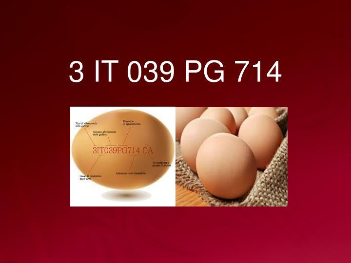 3 IT 039 PG 714