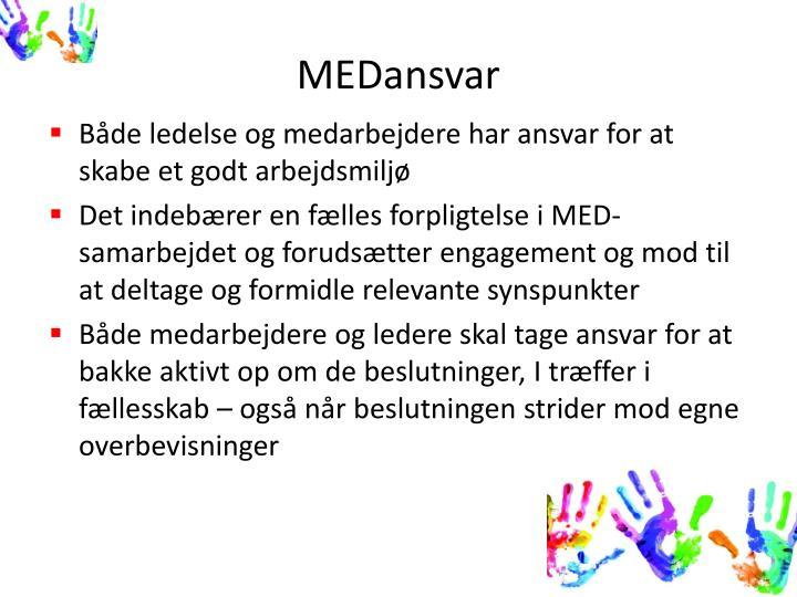 MEDansvar