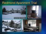 redmond apartment trial