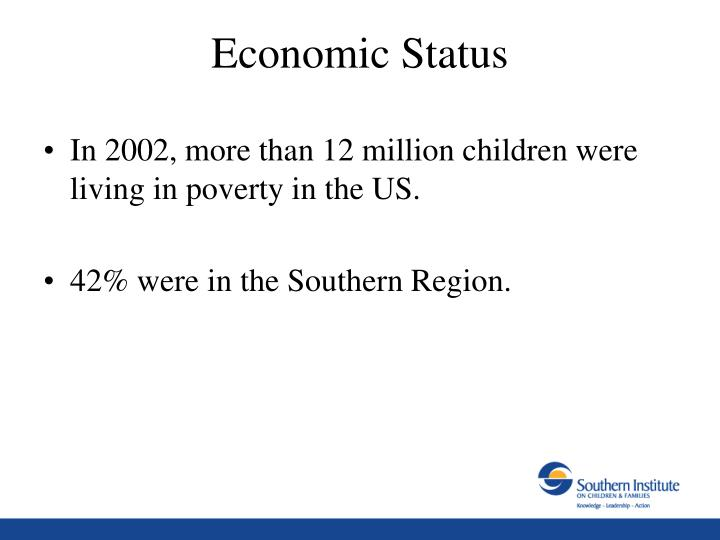In 2002, more than 12 million children were living in poverty in the US.