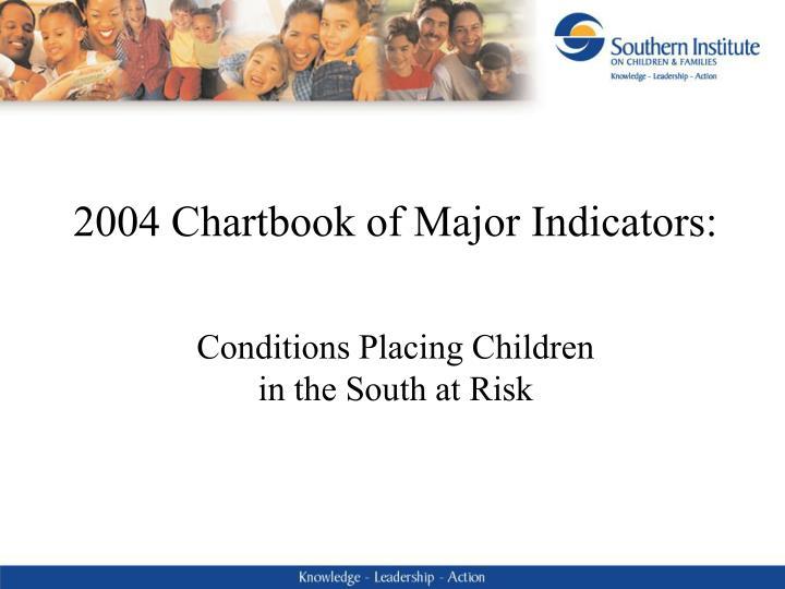 2004 Chartbook of Major Indicators: