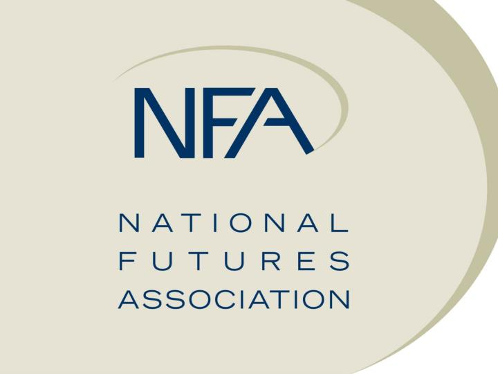 The nfa examination process patricia cushing director compliance