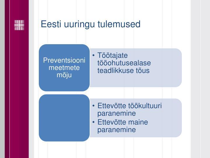 Eesti uuringu