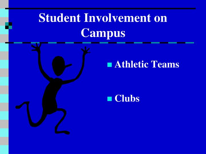 Student Involvement on Campus