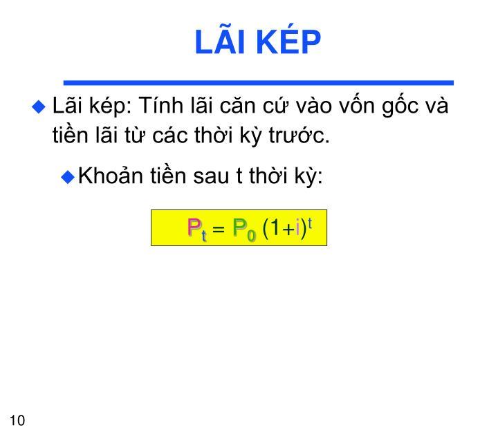 LÃI KÉP