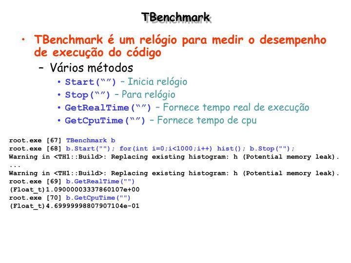 TBenchmark