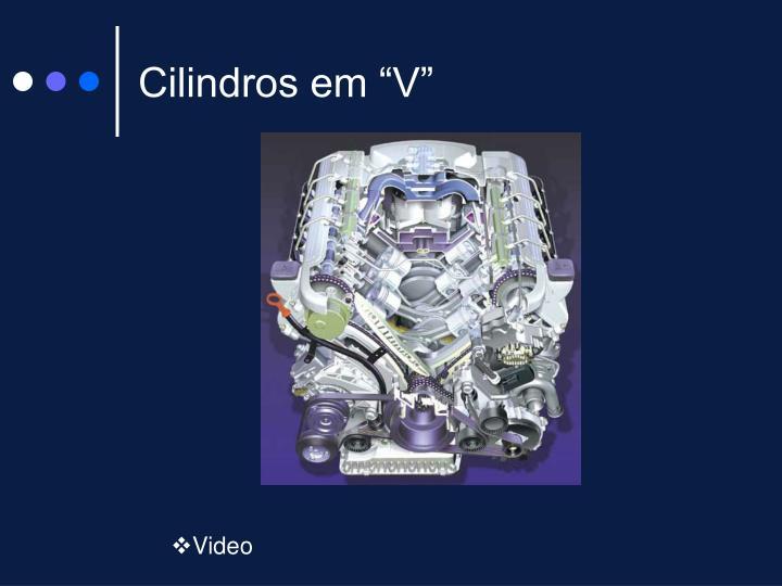 """Cilindros em """"V"""""""