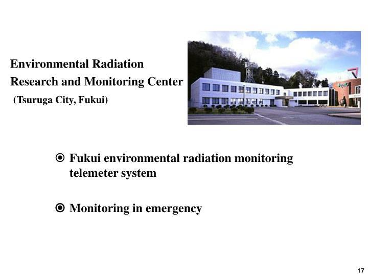 Environmental Radiation