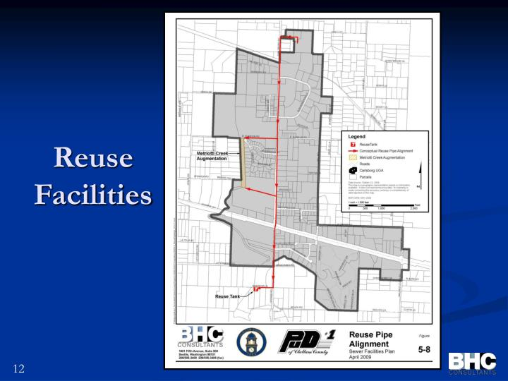 Reuse Facilities