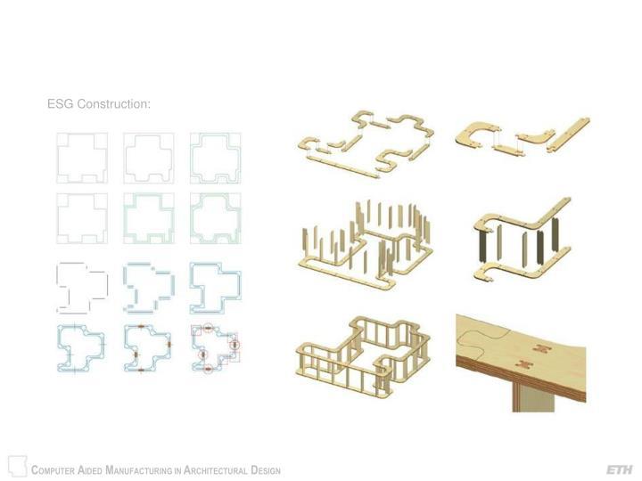 ESG Construction: