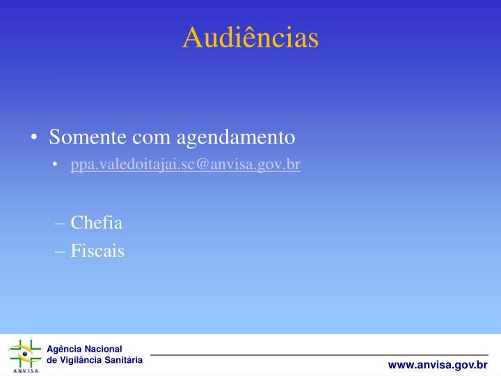 Audiências