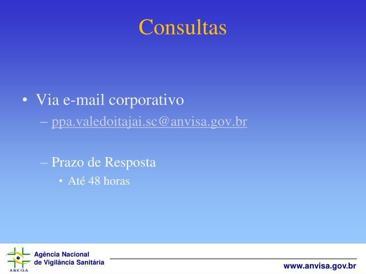 Consultas