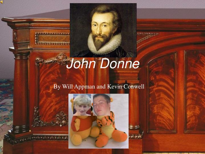 how john donne showed his love essay