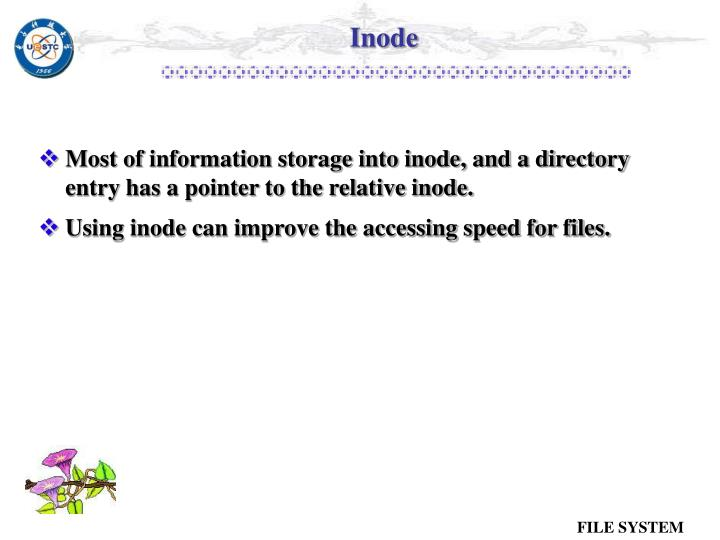 Inode