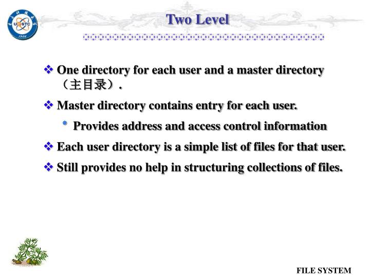 Two Level
