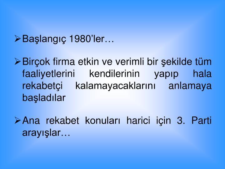 Balang 1980ler