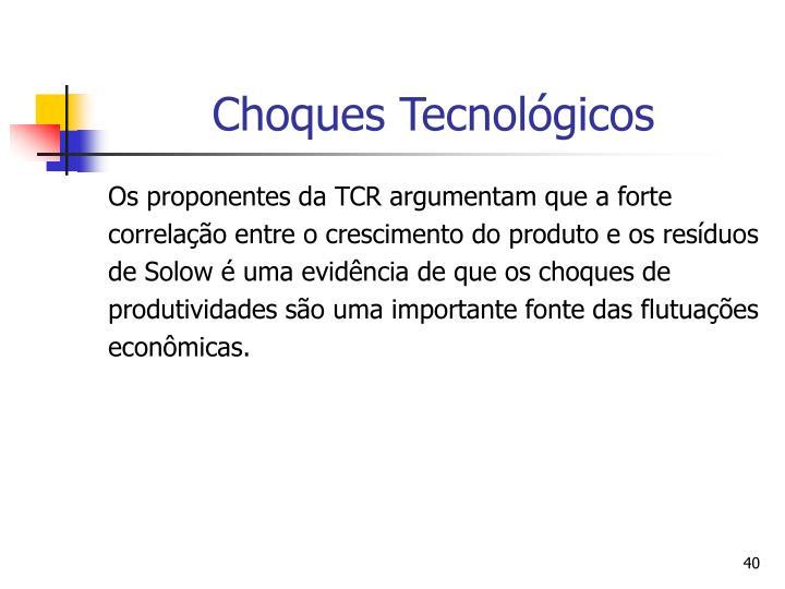 Choques Tecnológicos