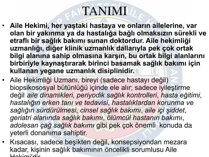 TANIMI