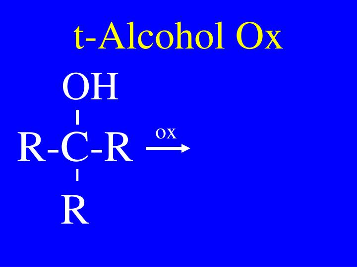 t-Alcohol Ox