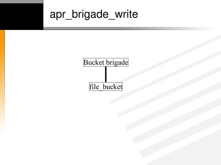 apr_brigade_write