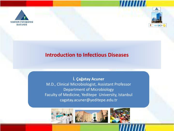 Introduction to infectious diseases