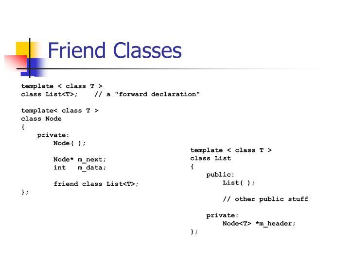 template < class T >