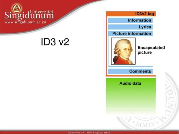 ID3 v2