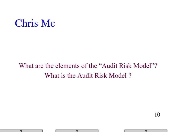 Chris Mc
